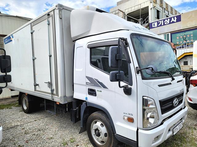 3.5톤냉동탑차